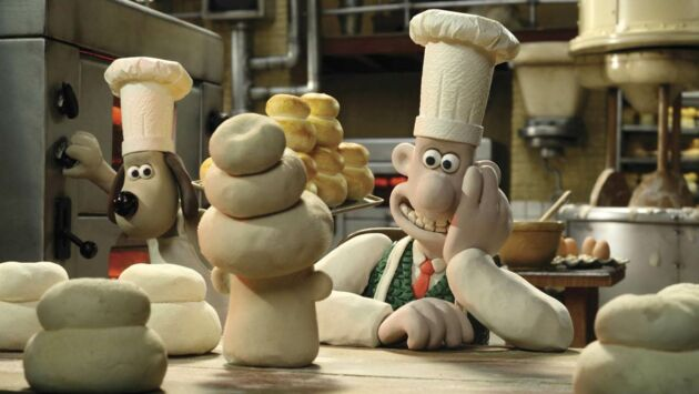 Wallace & Gromit : un sacré pétrin