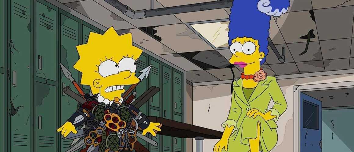 Les Simpson : Simpson Horror Show XXVII Saison 28 Episode 4