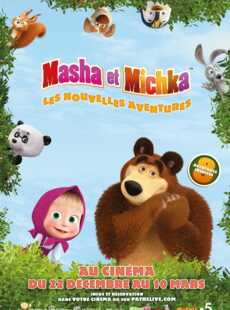 Masha et Michka : les nouvelles aventures