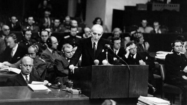 Nuremberg, les nazis face à leurs crimes