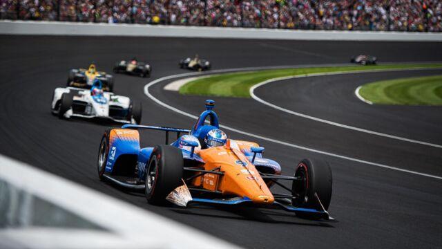 IndyCar Series : Grand Prix d'Indianapolis