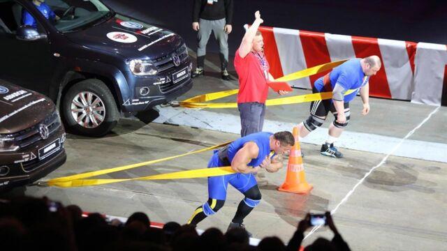 Ultimate Strongman Championship