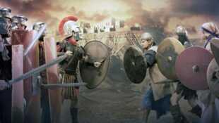 La Guerre des Juifs Rome contre Jérusalem streaming replay tv