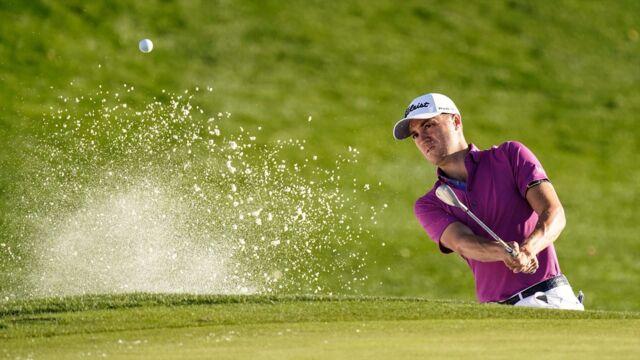 Golf : Championnat de Mexico