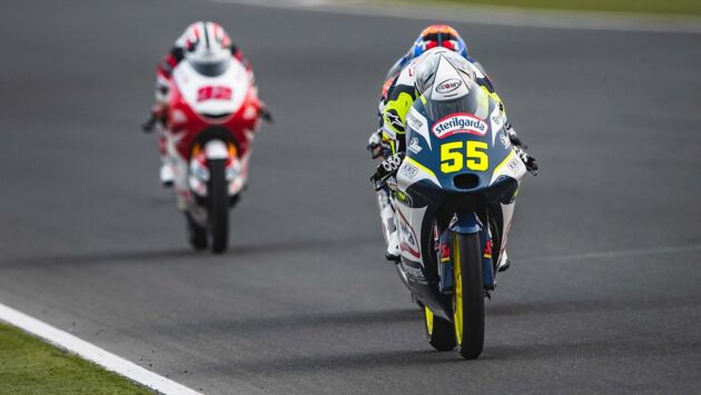 Moto 3 : Grand Prix d'Andalousie