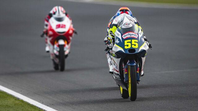 Moto 3 : Grand Prix d'Espagne