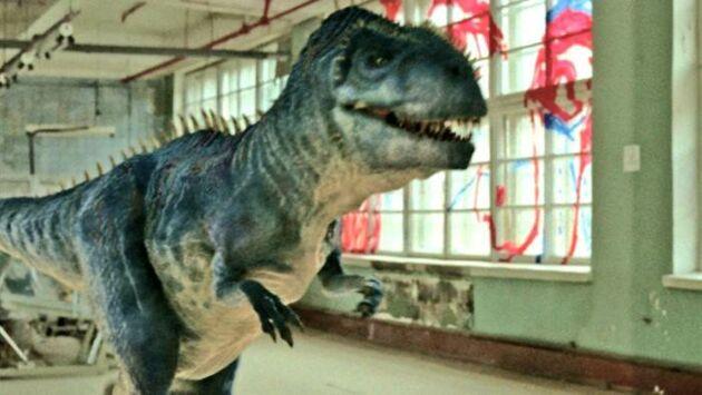 Dinosaur Experiment