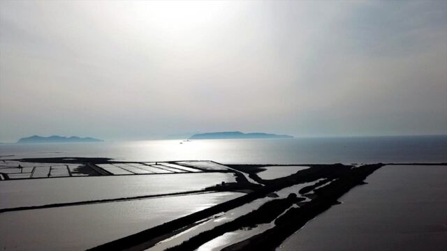 Les îles italiennes