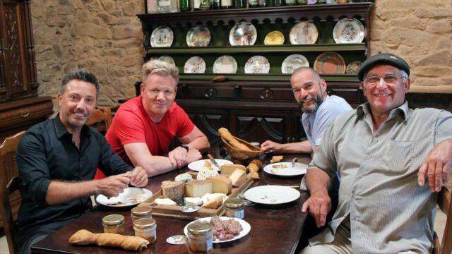 Gordon Ramsay : bataille de chefs