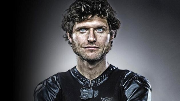 Guy Martin, le van supersonique