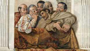 Un samouraï au Vatican