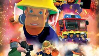 Sam le pompier : les feux de la rampe