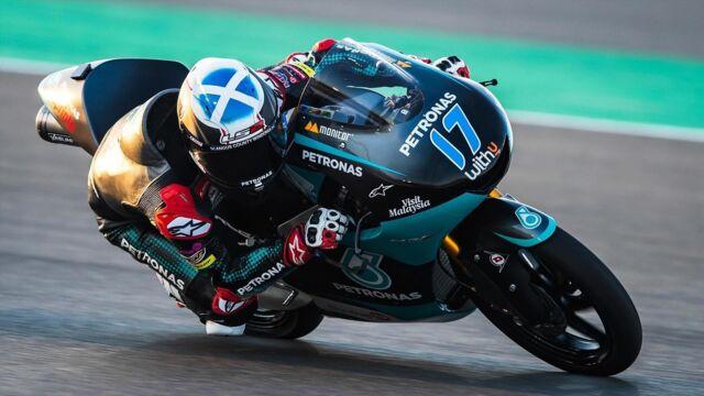 Moto 3 : Grand Prix d'Autriche