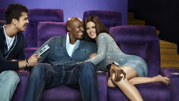 Khloe et Lamar