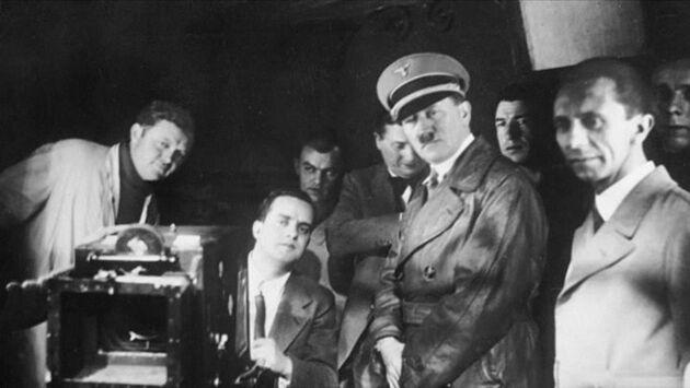 Hitler : la machine à propagande