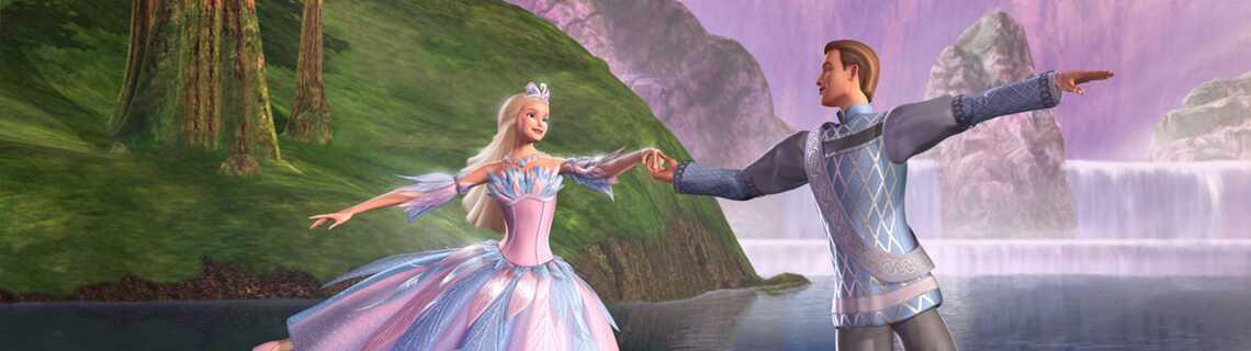 Barbie et le lac des cygnes t l loisirs - Barbie le lac des cygnes ...