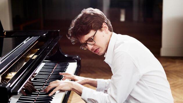 Lucas Debargue au Konzerthaus de Vienne