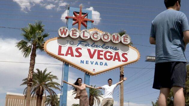 Las Vegas, mirage à l'ouest