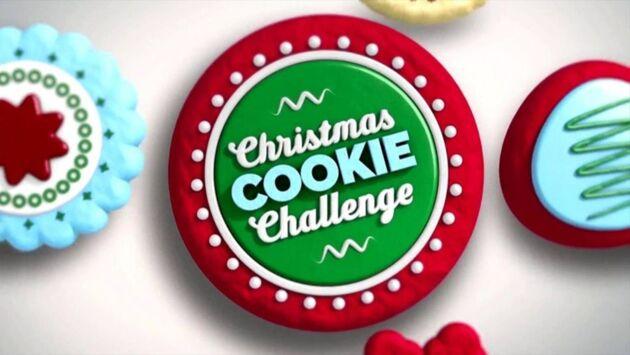 Mon plus beau cookie : le défi de Noël