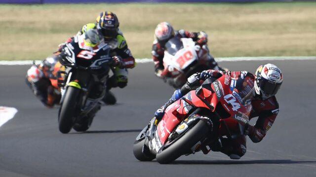 Moto GP : Grand Prix d'Emilie-Romagne