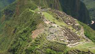 Révélations monumentales Machu Picchu