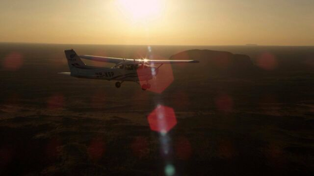 Les avions du bout du monde