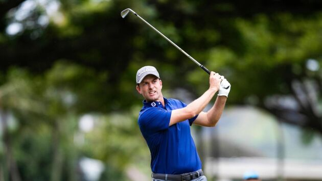 Golf : Open de Boston