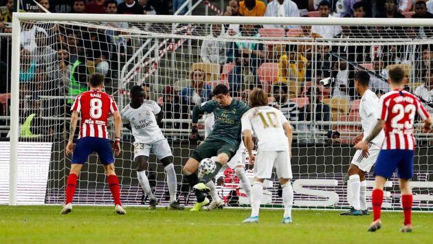 Real Madrid / Atlético Madrid