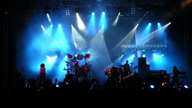 Eagles of Death Metal : Live at Eurockéennes 2015