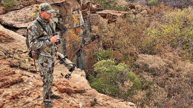 Chasse à l'arc en Afrique du Sud
