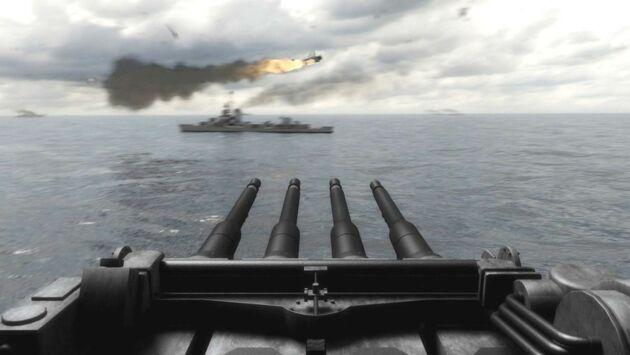 USS Enterprise, chroniques d'un porte-avions