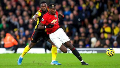 Manchester United / Watford
