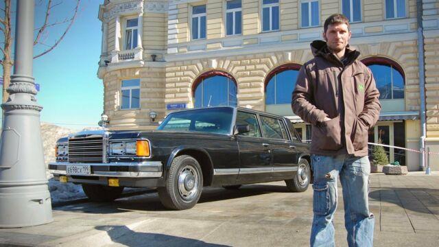 Ma virée en Russie