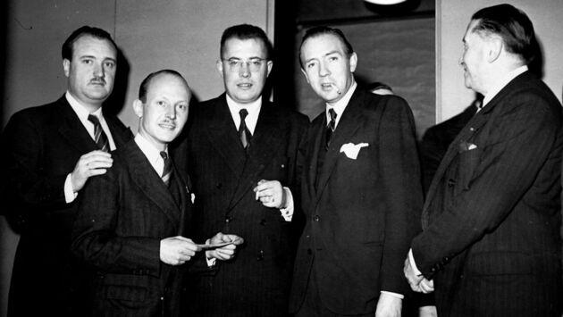 Quand la gauche collaborait, 1939-1945