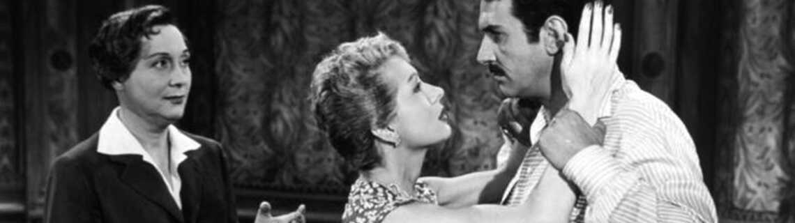 Huis Clos De Jacqueline Audry 1954 Synopsis Casting Diffusions