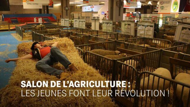 Salon de l'agriculture : les jeunes font leur révolution !