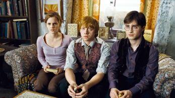 Harry Potter et les Reliques de la mort : 1ère partie