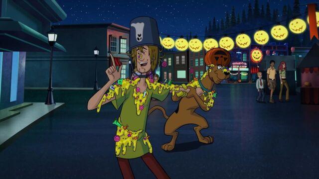 Joyeux Halloween, Scooby-Doo !