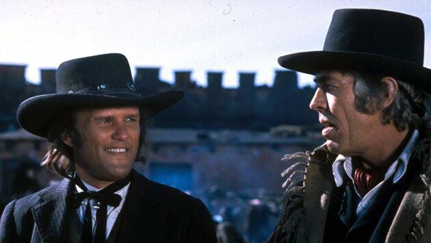 Pat Garrett et Billy le Kid (montage 2005)