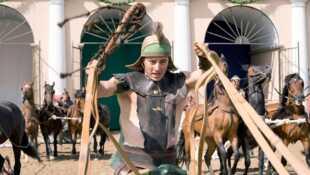 Du pain et des jeux Les courses de chars à Rome