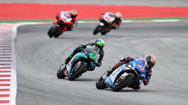Moto GP : Grand Prix d'Aragon