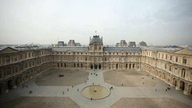 Les batailles du Louvre