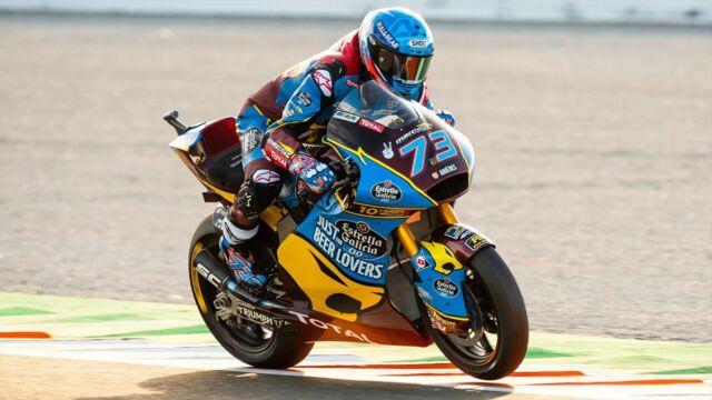 Moto 2 : Grand Prix d'Autriche