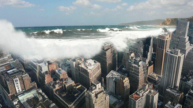 Méga tsunami en Atlantique : et si c'était possible ?