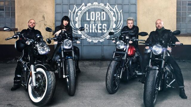 Lord of The Bikes
