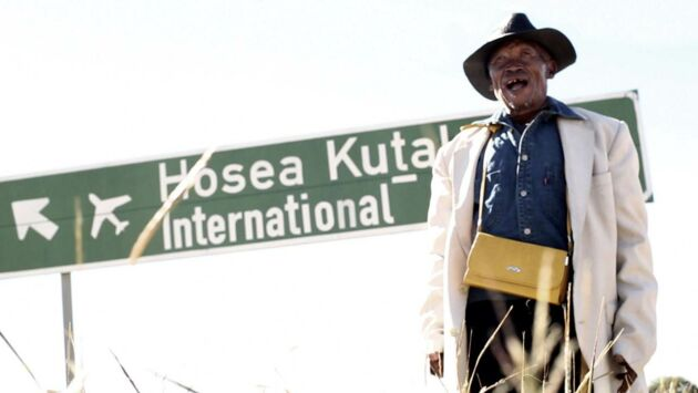 Le voyage de Kgonta Bo le chaman