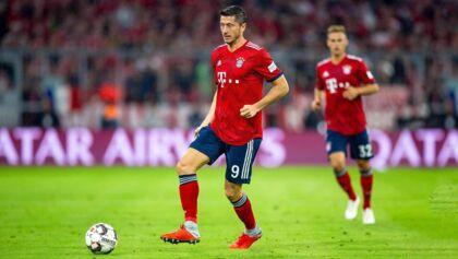 Bayern Munich / Eintracht Francfort