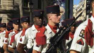 Garde nationale deux fois citoyen