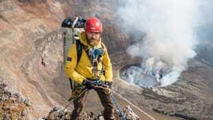 Nyiragongo, voyage au coeur du volcan