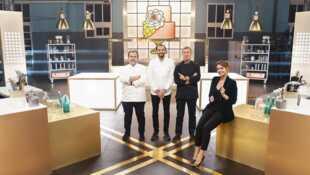 Le meilleur pâtissier professionnel : le choc des nations Demi-finales 03 Juin 2019